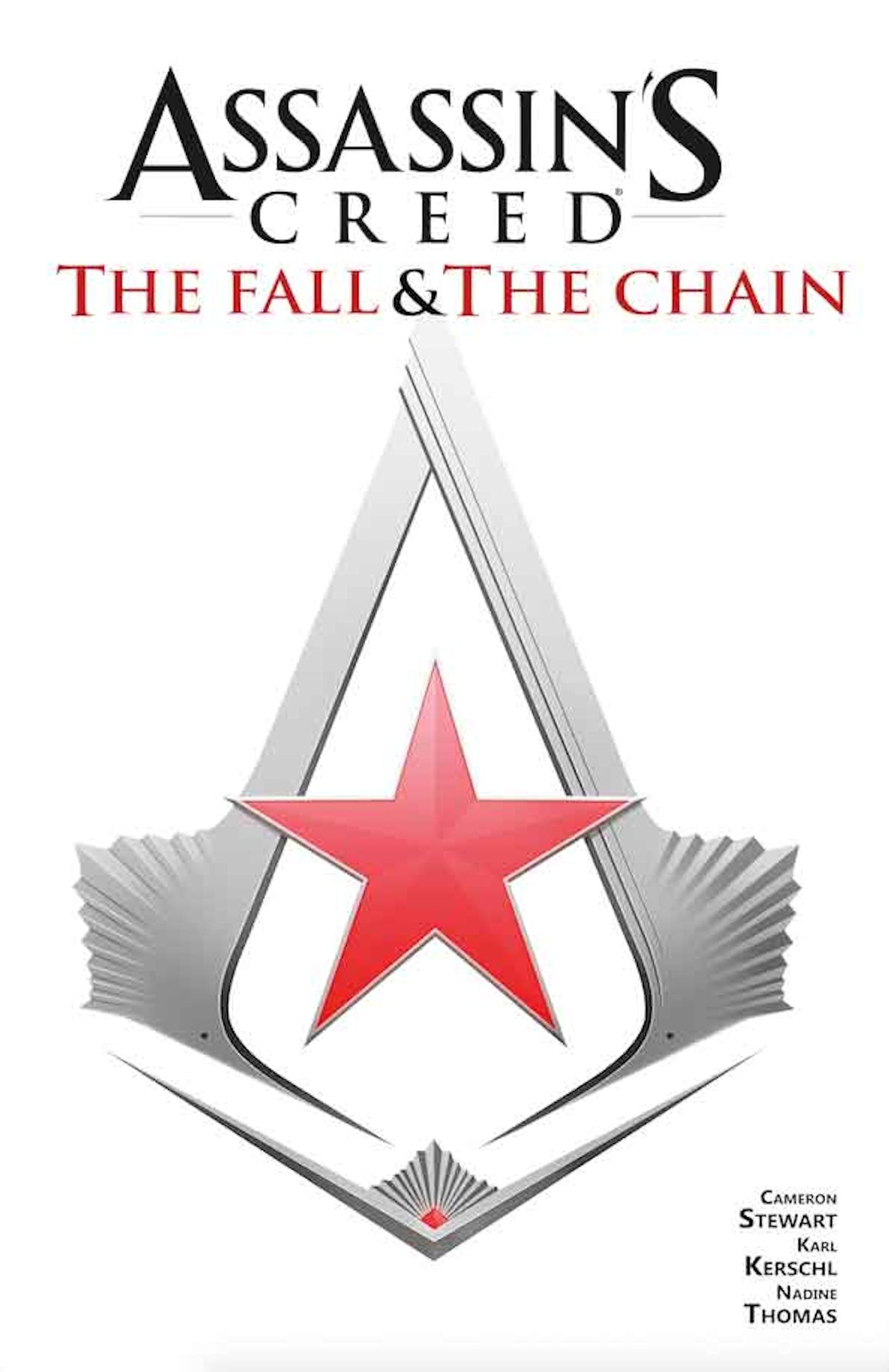 Assassins Creed: The Fall and The Chain (Graphic Novel)