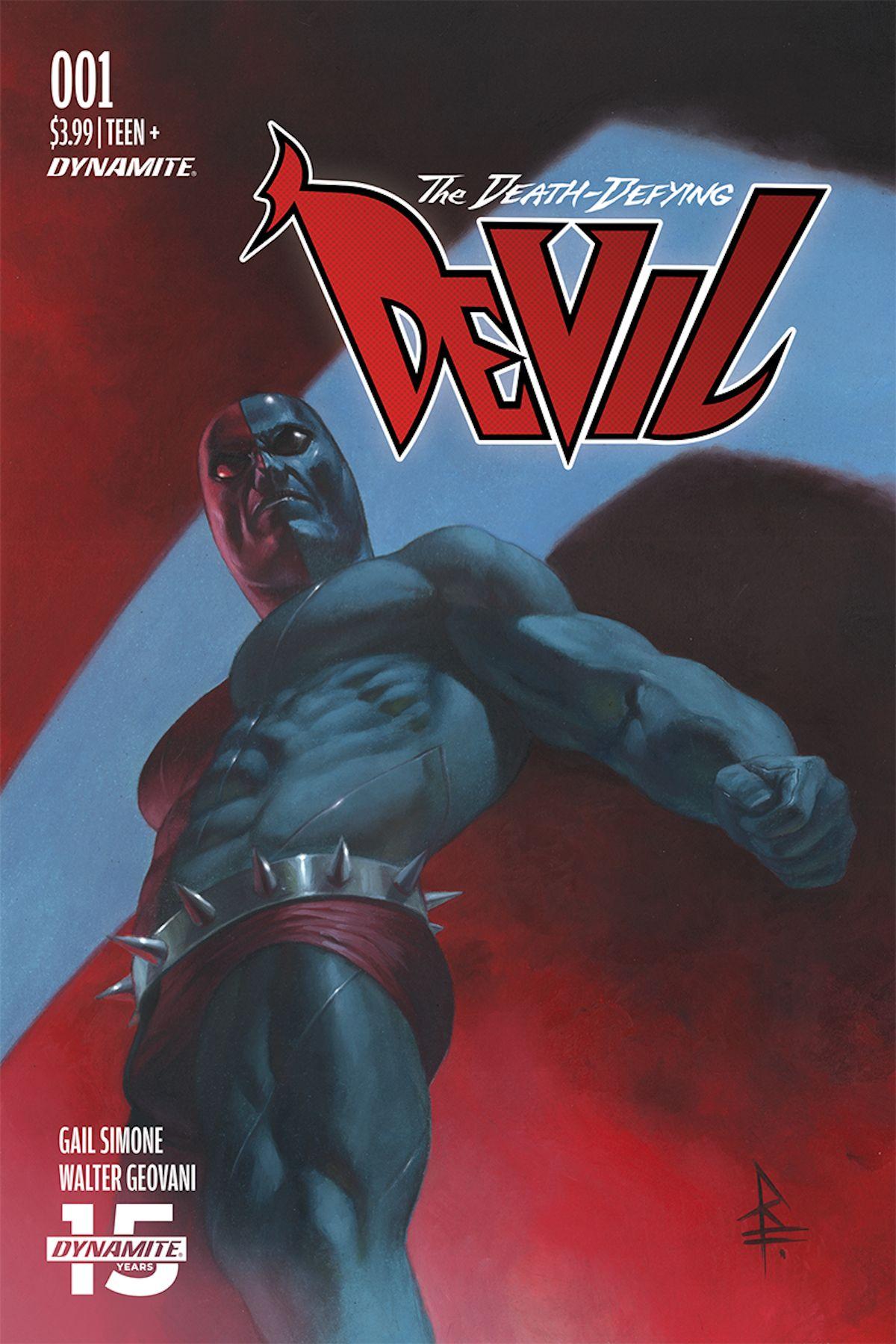 Death-Defying Devil
