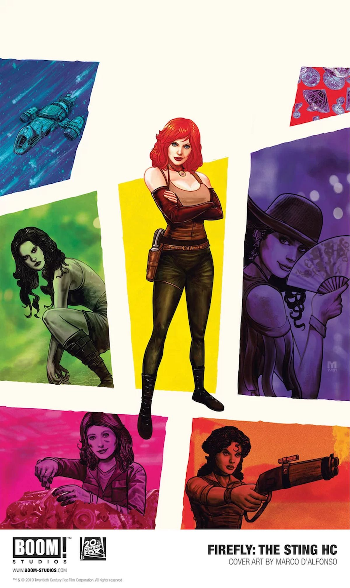 Firefly: The Sting (Graphic Novel)