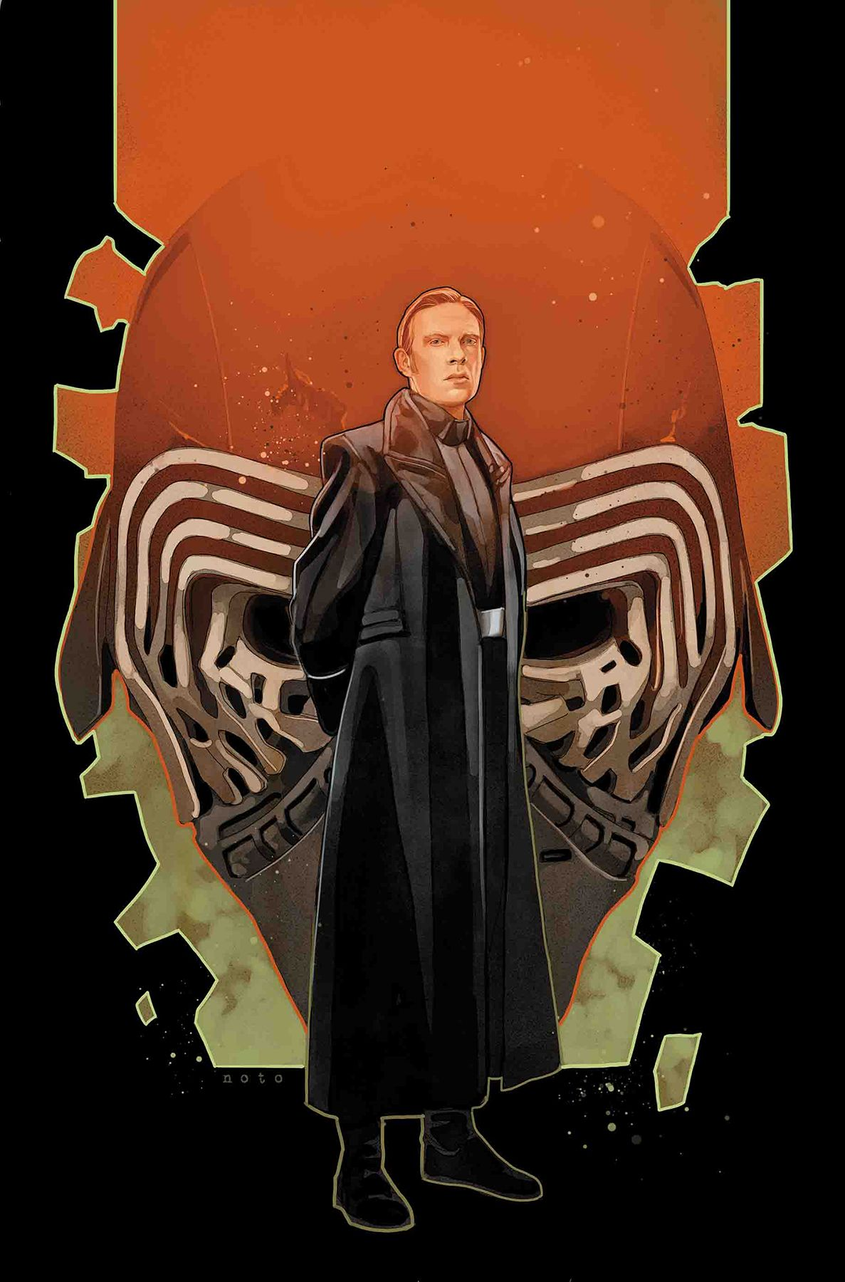 Star Wars Age Of Resistance General Hux