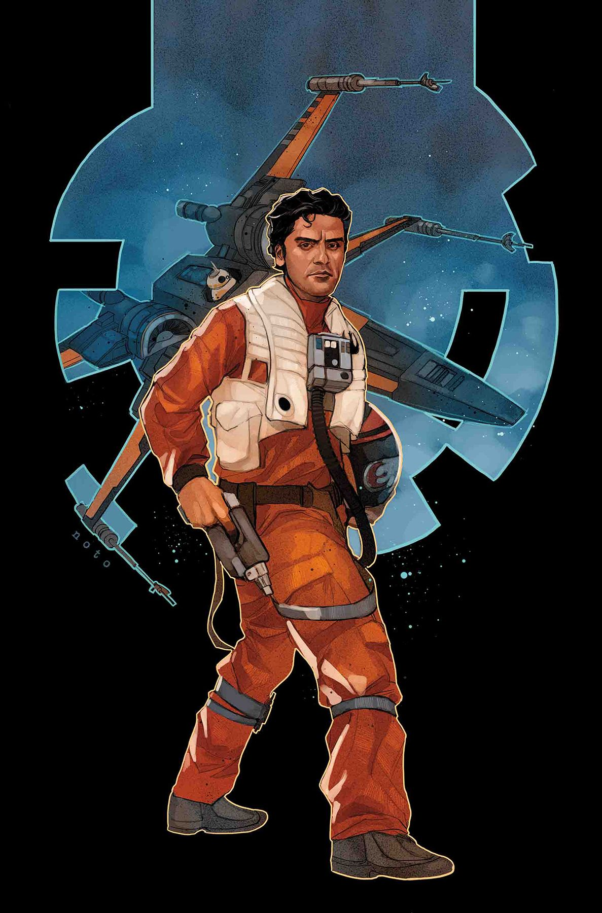 Star Wars Age of Resistance: Poe Dameron