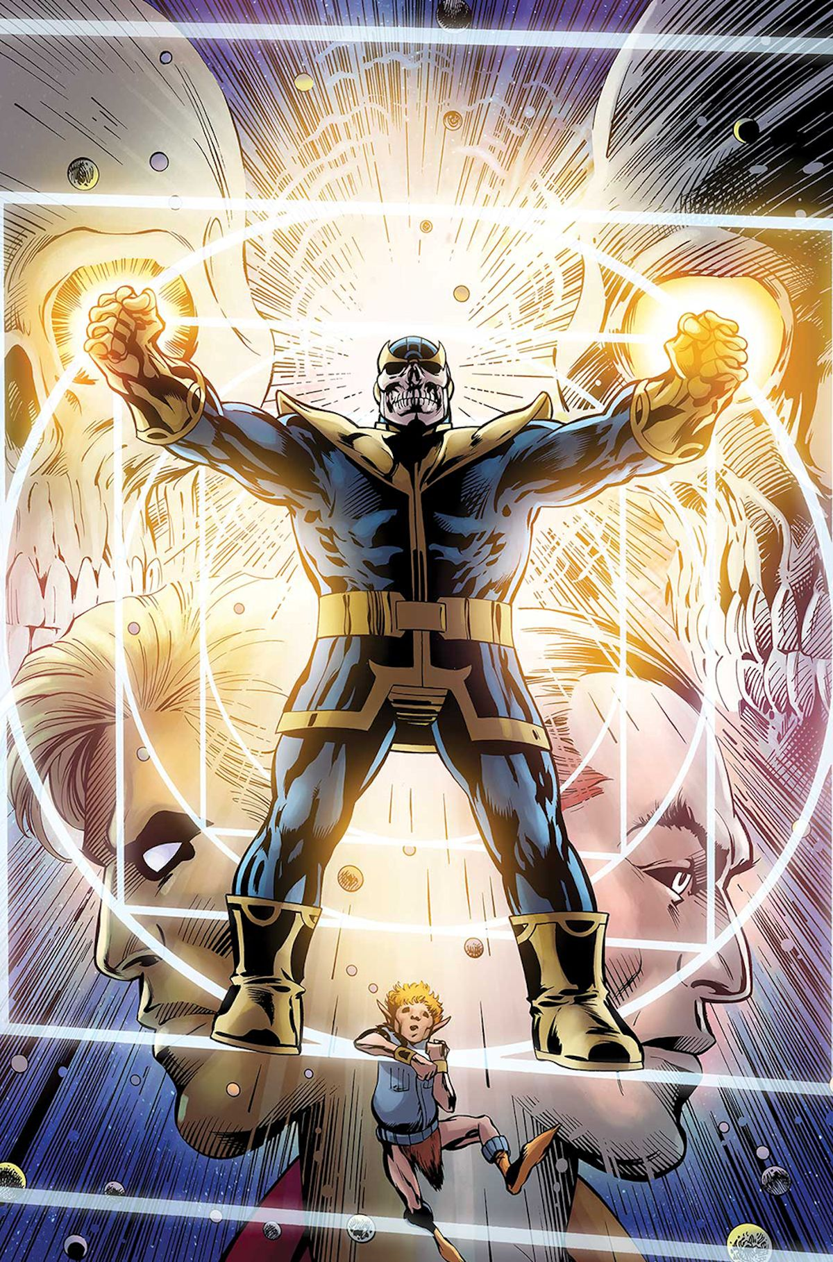 Thanos Infinity Ending (Original Hardcover Graphic Novel)
