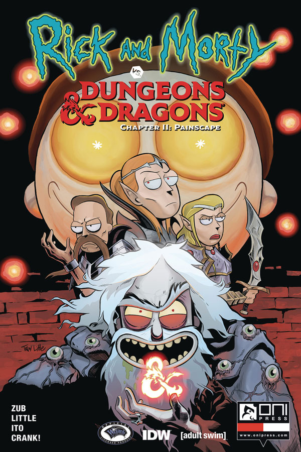 Rick and Morty vs Dungeons & Dragons II: Painscape