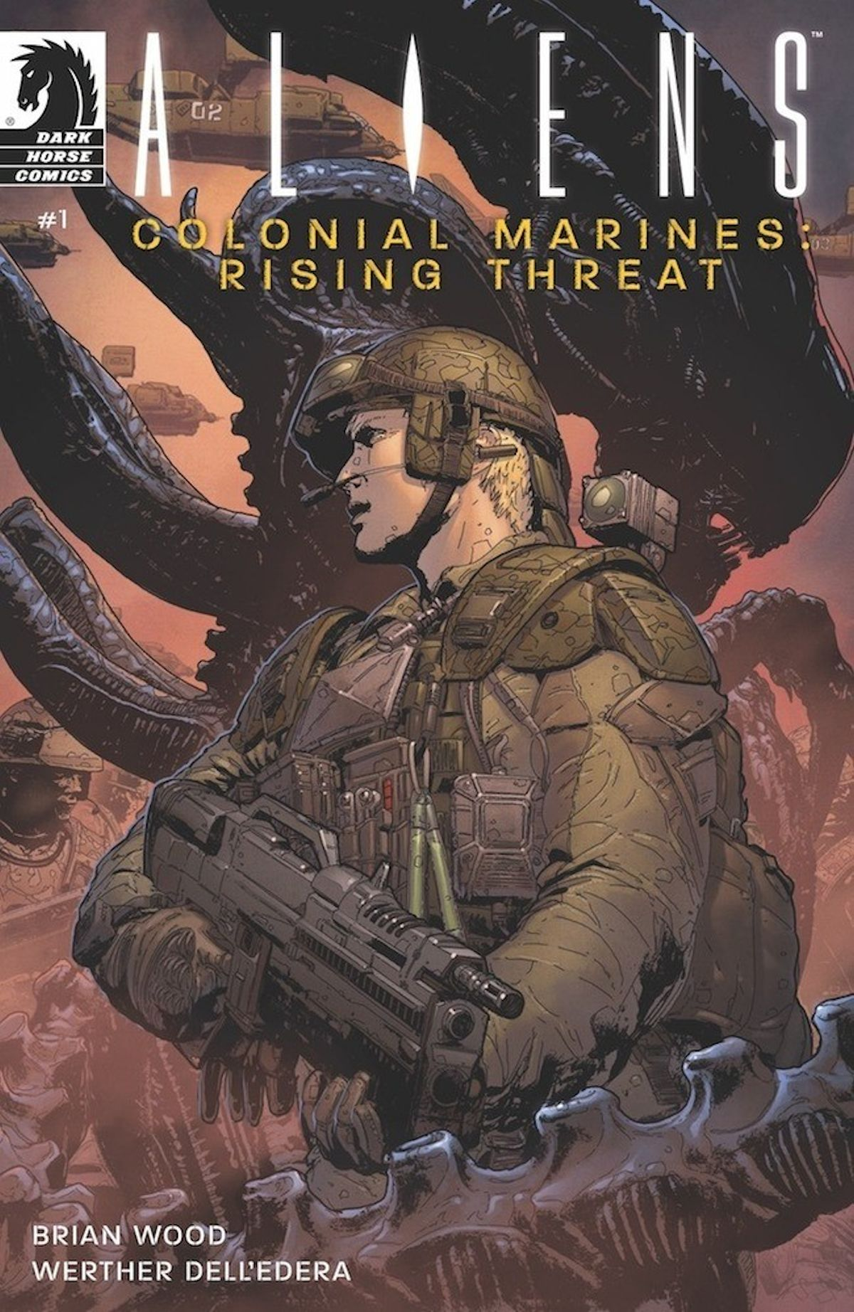 Aliens Colonial Marines: Rising Threat