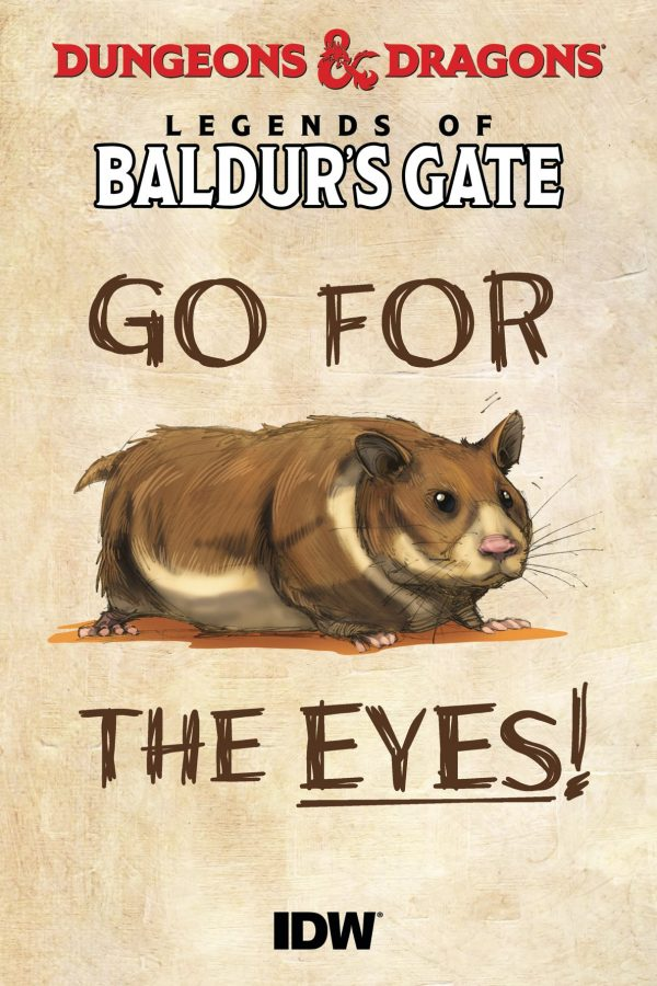 Dungeons and Dragons Baldurs Gate 100-Pager