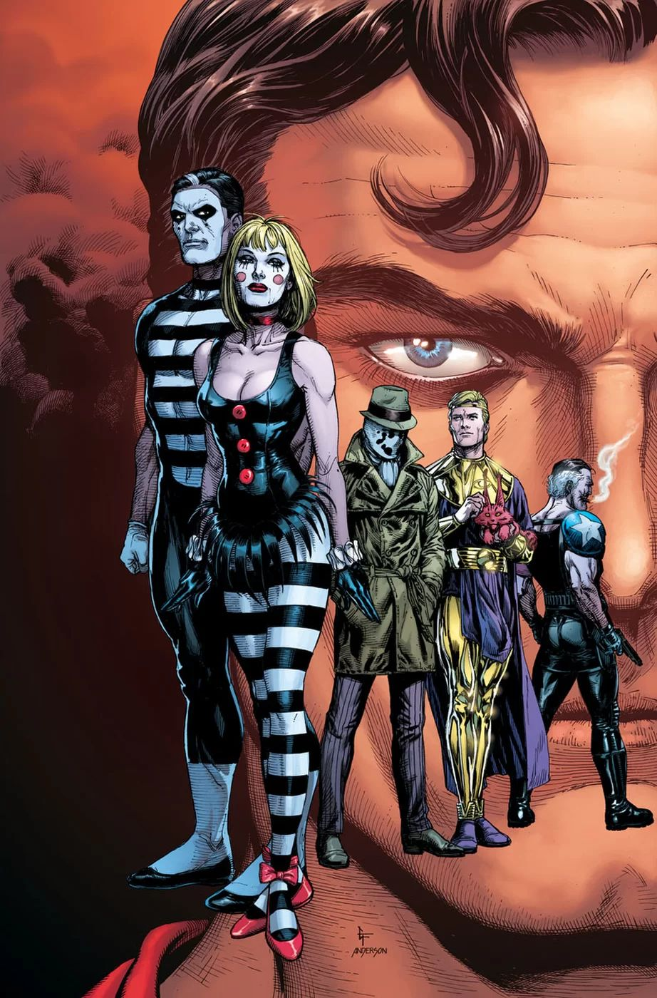 Doomsday Clock (Hardcover Graphic Novels)