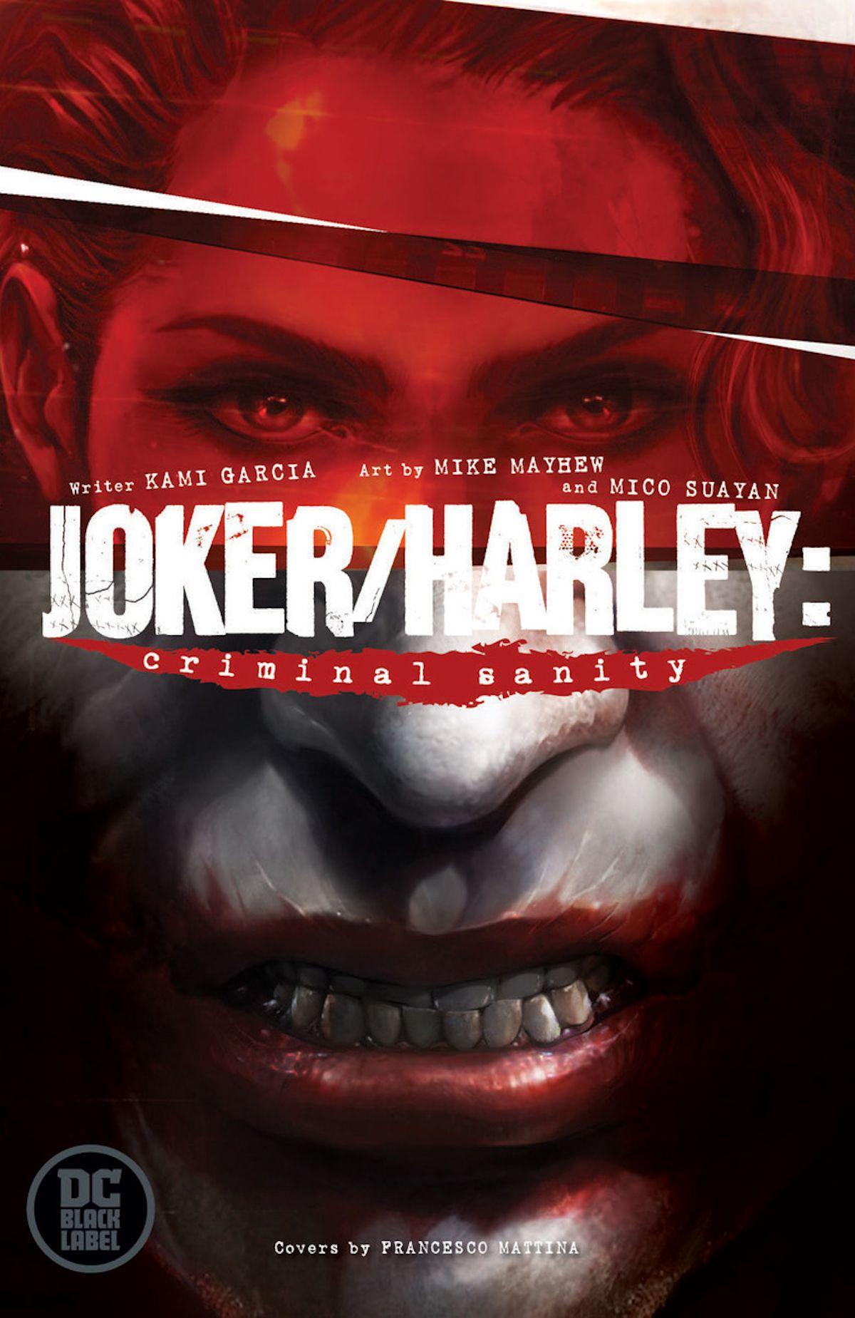 Joker / Harley: Criminal Sanity