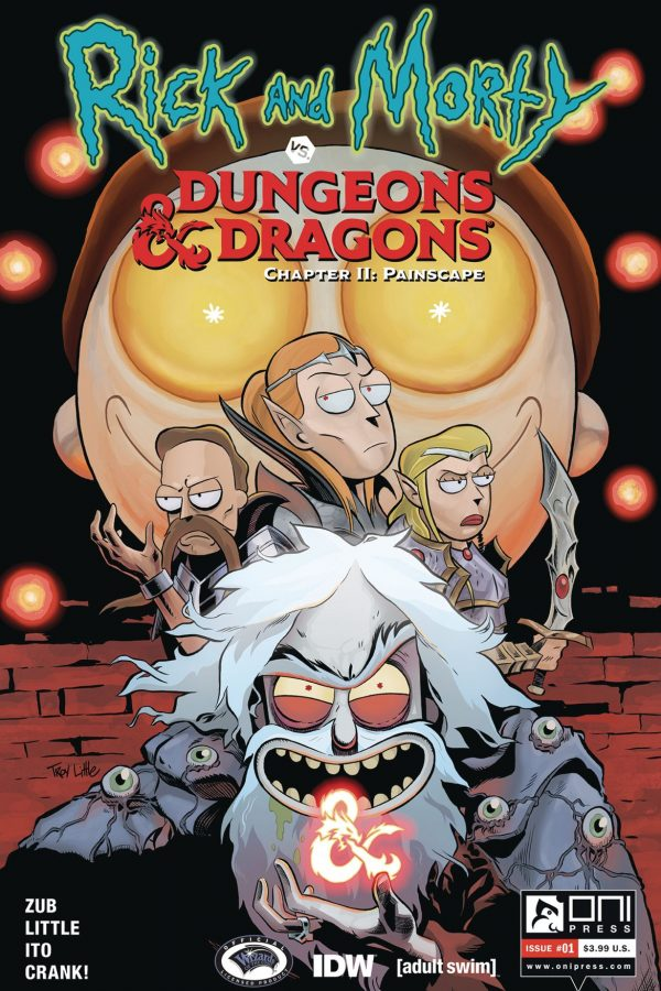 Rick & Morty vs Dungeons & Dragons II Painscape