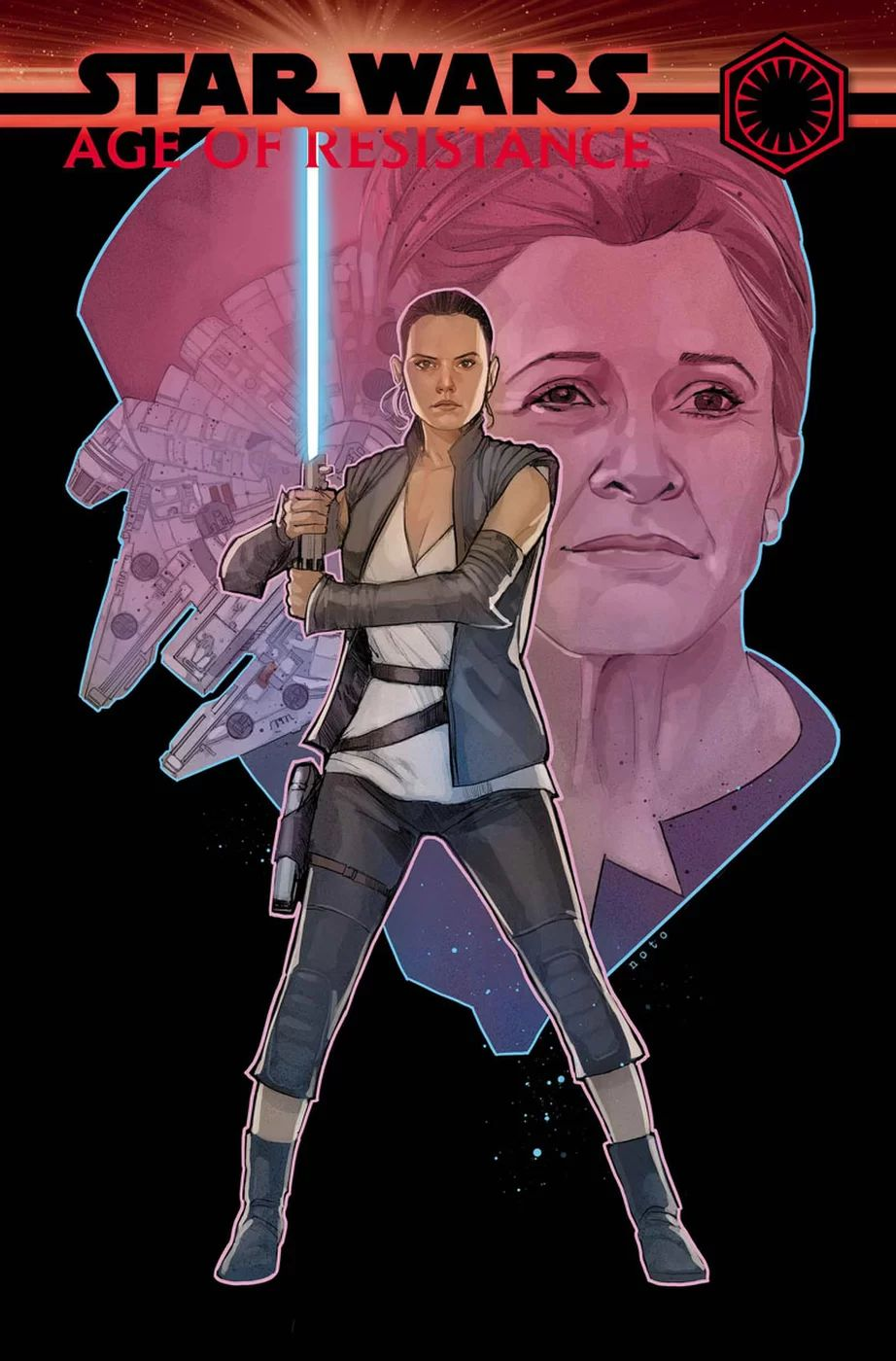 Star Wars Age Of Resistance: Rey