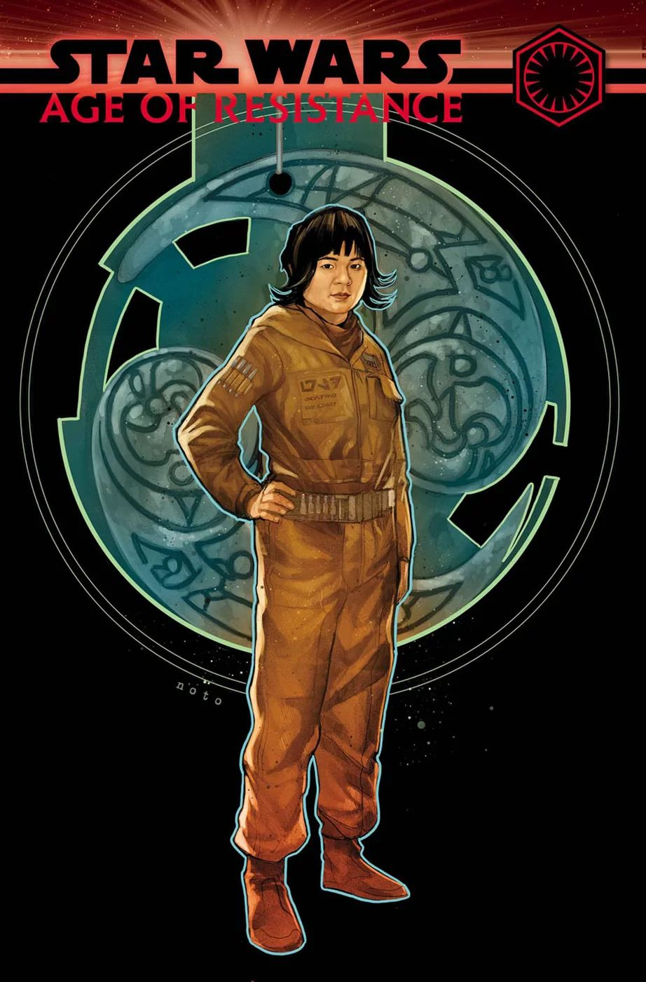 Star Wars Age of Resistance Rose Tico