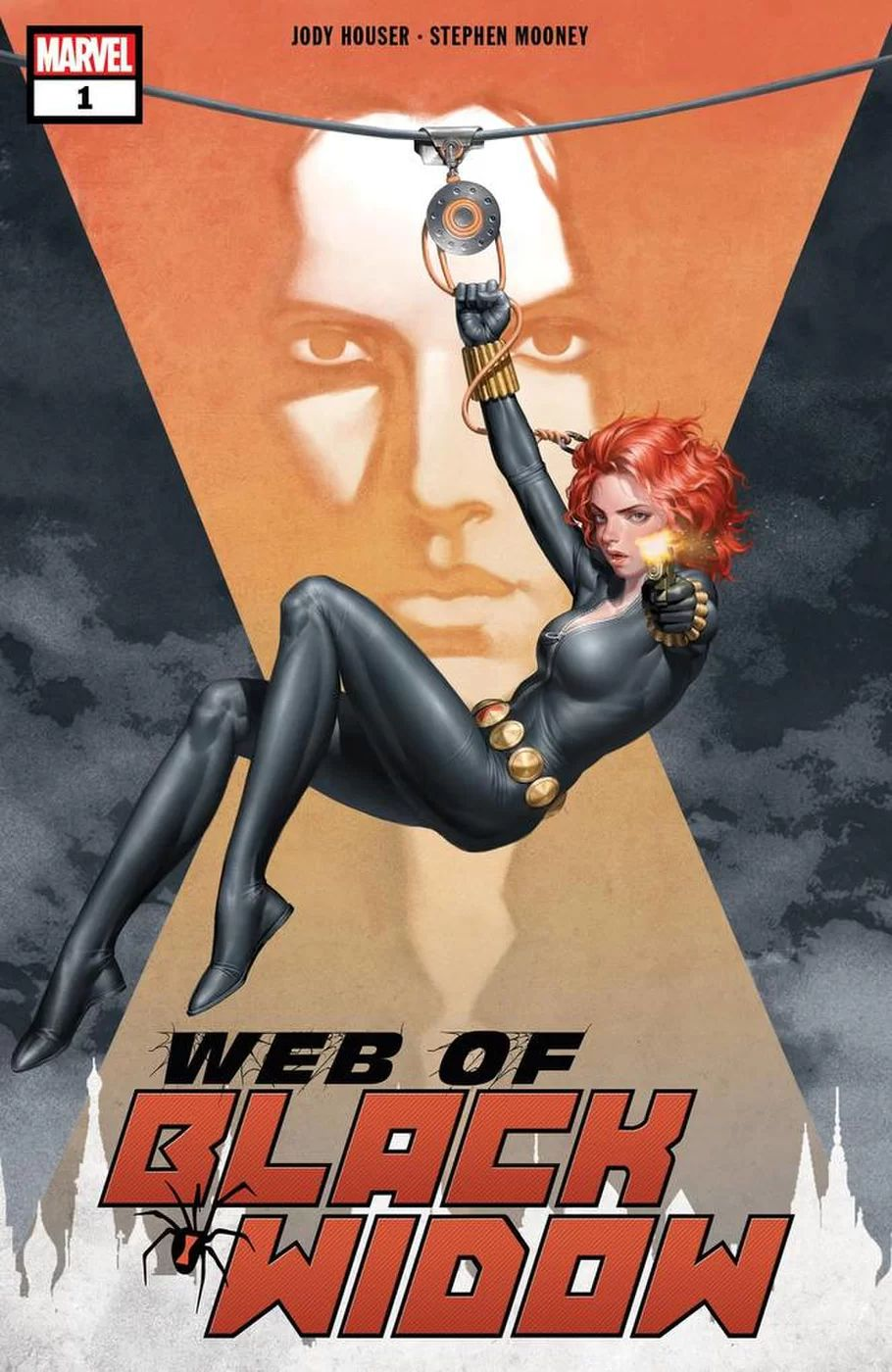 Web of Black Widow