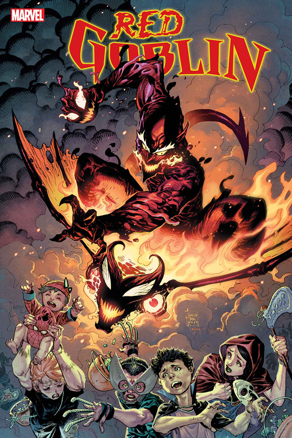 Red Goblin: Red Death