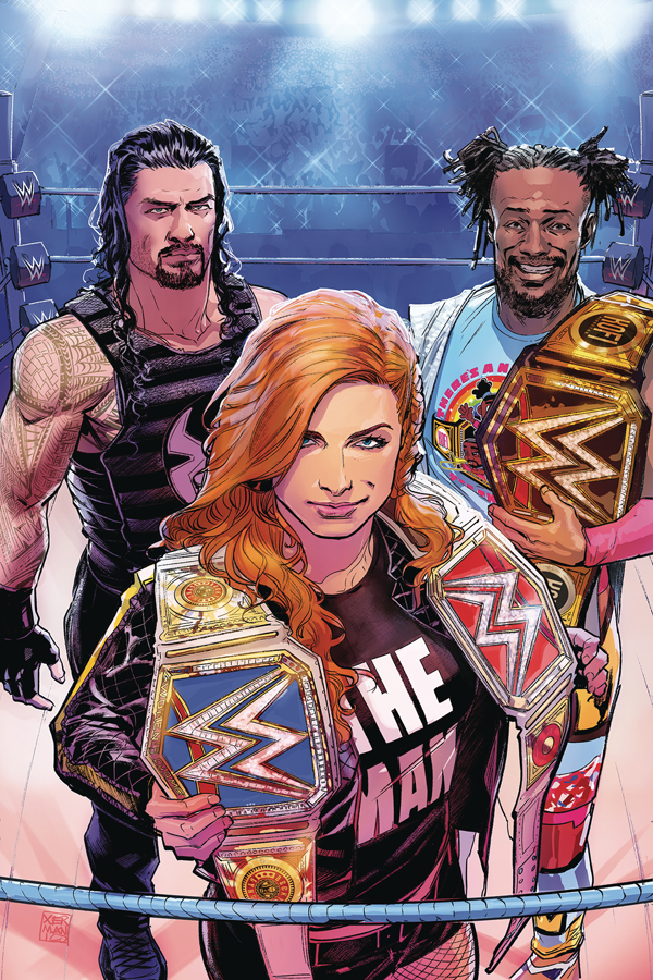 WWE: Smackdown Live Special
