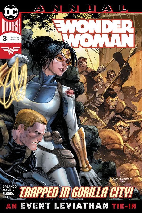Wonder Woman Annual #3
