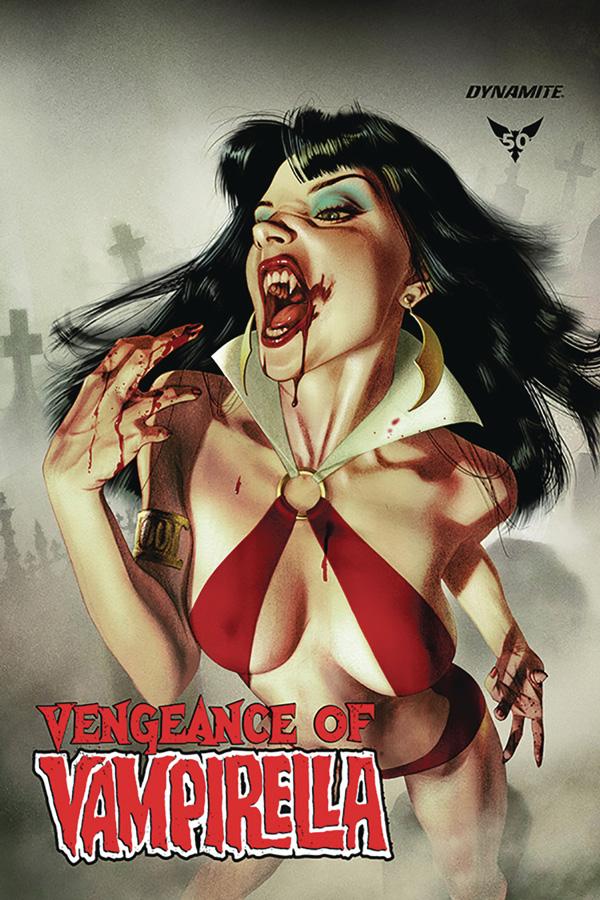 Vengeance of Vampirella