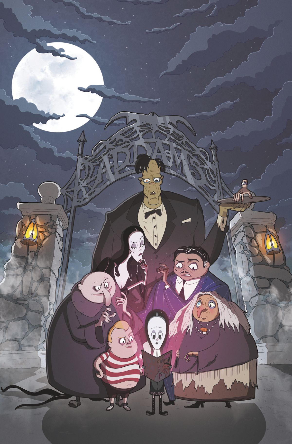 Addams Family: The Bodies