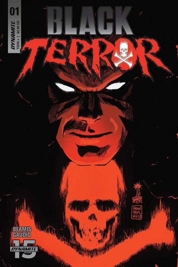 Black Terror (2019)