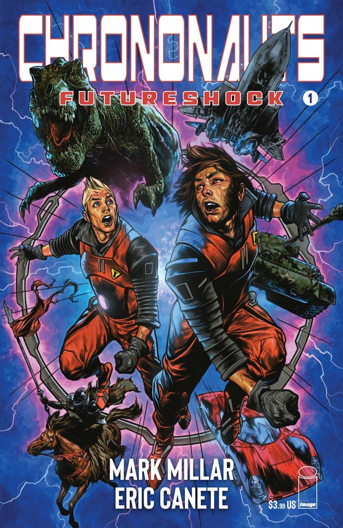 Chrononauts 2 Futureshock