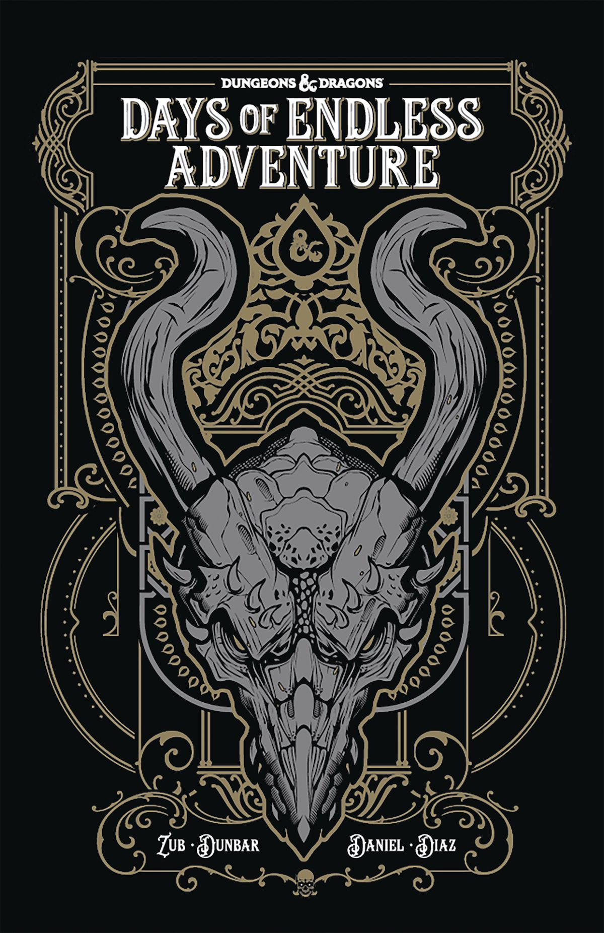 Dungeons & Dragons: Day Of Endless Adventure Graphic Novel