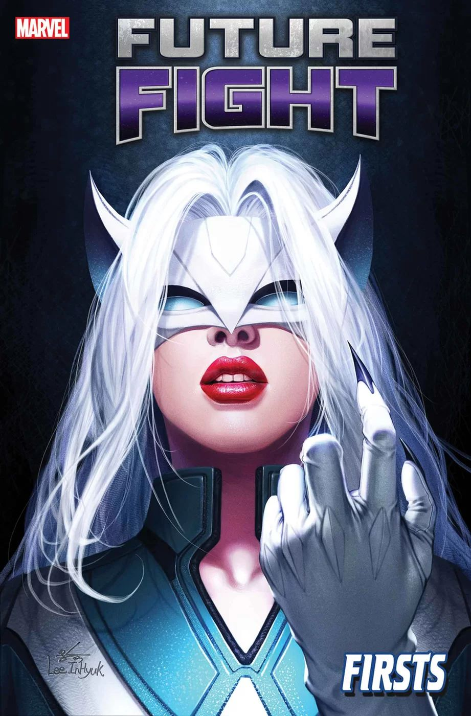 Future Fight Firsts: White Fox
