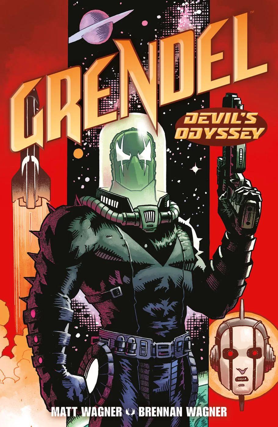 Grendel: Devil's Odyssey