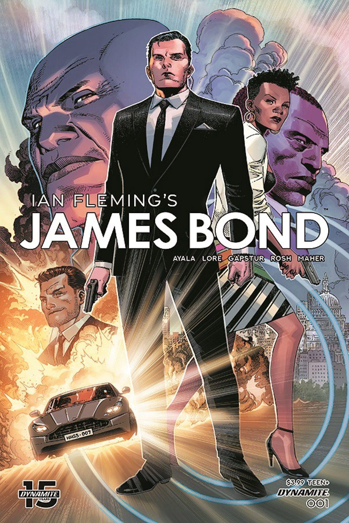 James Bond (2019)