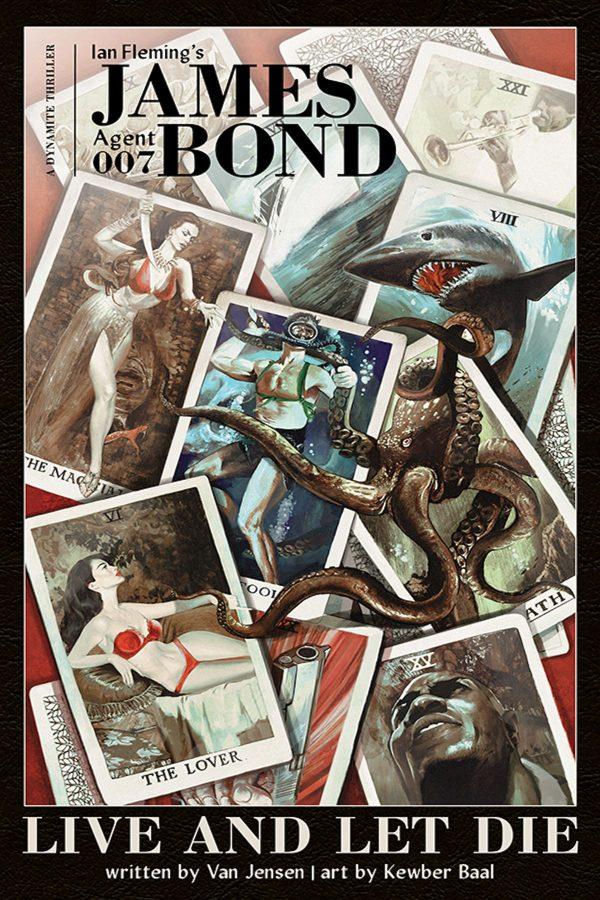 James Bond: Live and Let Die (Graphic Novel)