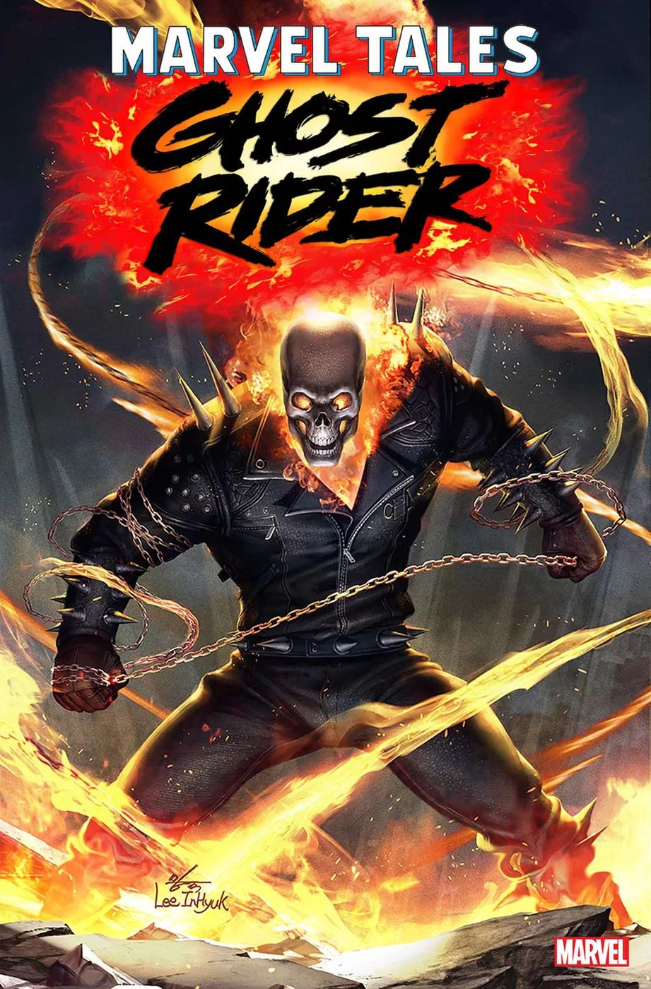 Marvel Tales: Ghost Rider