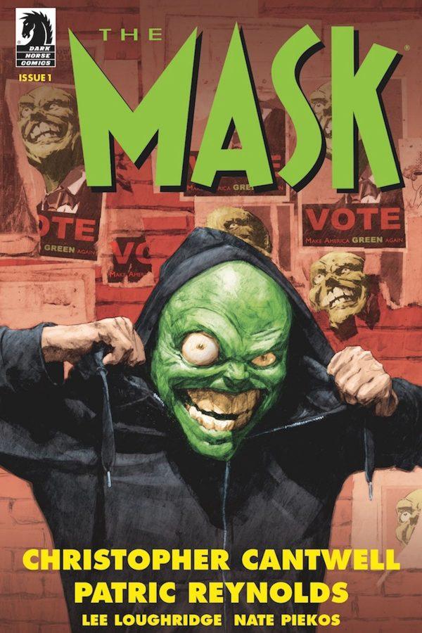 Mask: I Pledge Allegiance to the Mask!