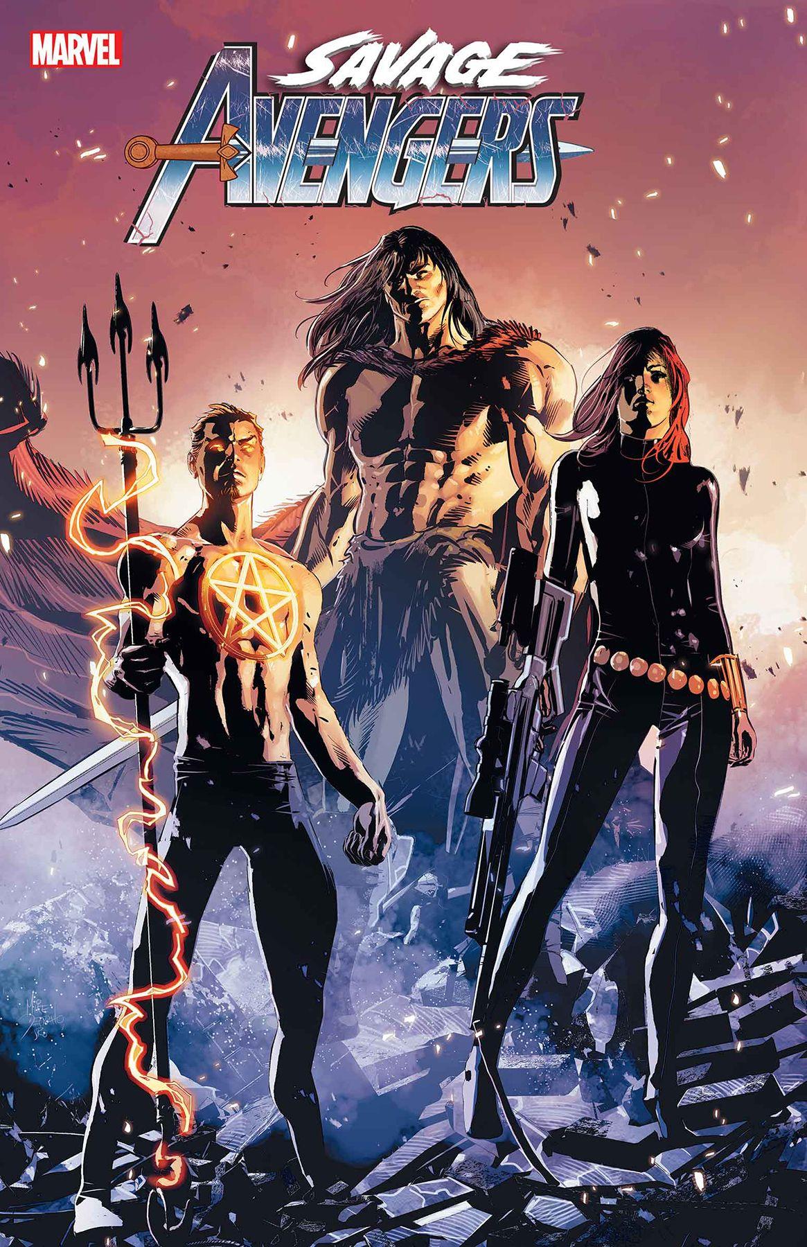 Savage Avengers Annual