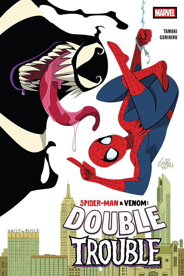 Spider-Man and Venom: Double Trouble
