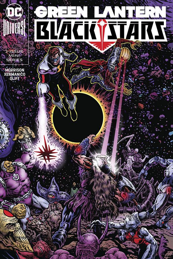 Green Lantern: Blackstars