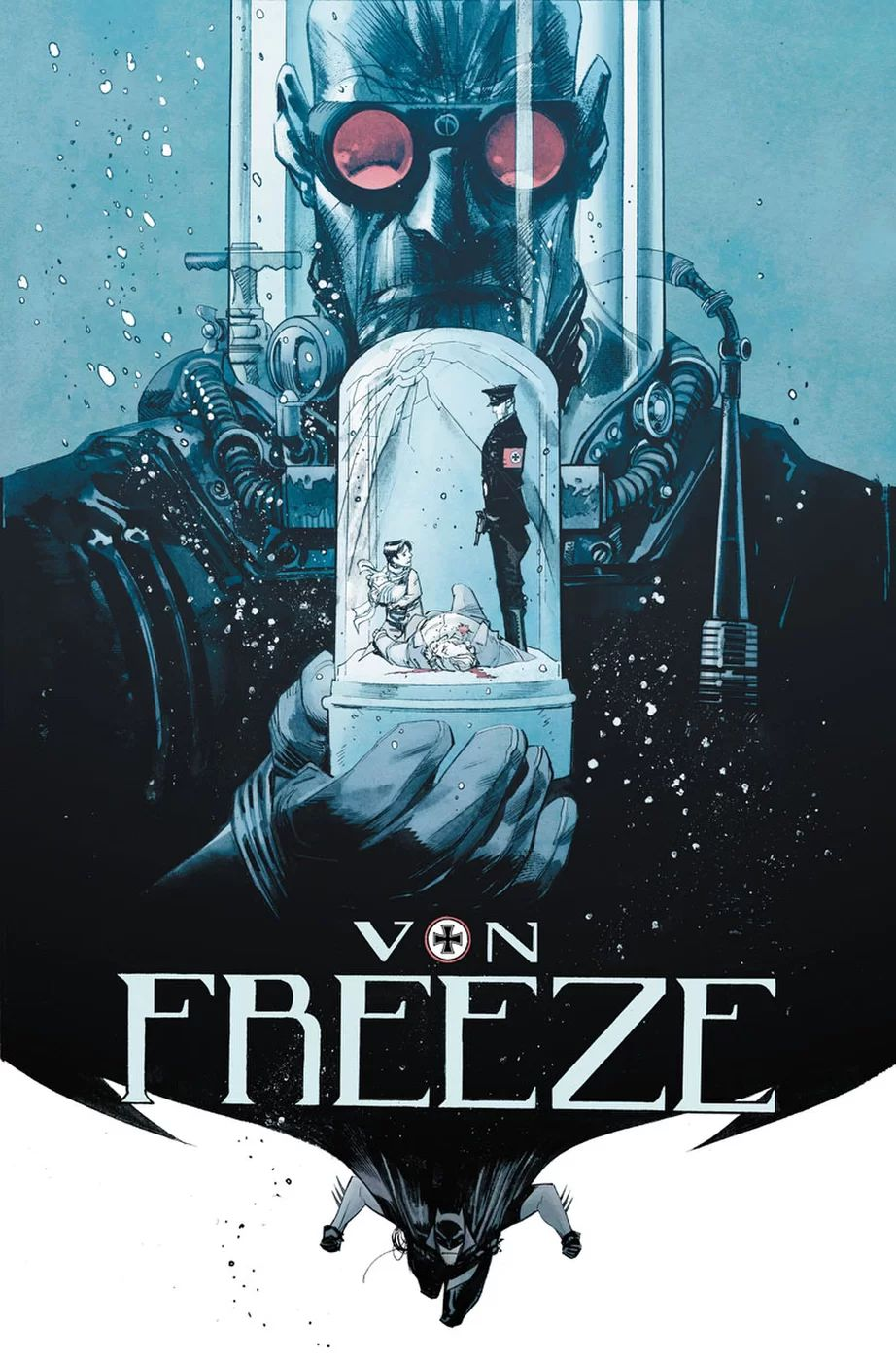 Batman White Knight Presents Von Freeze