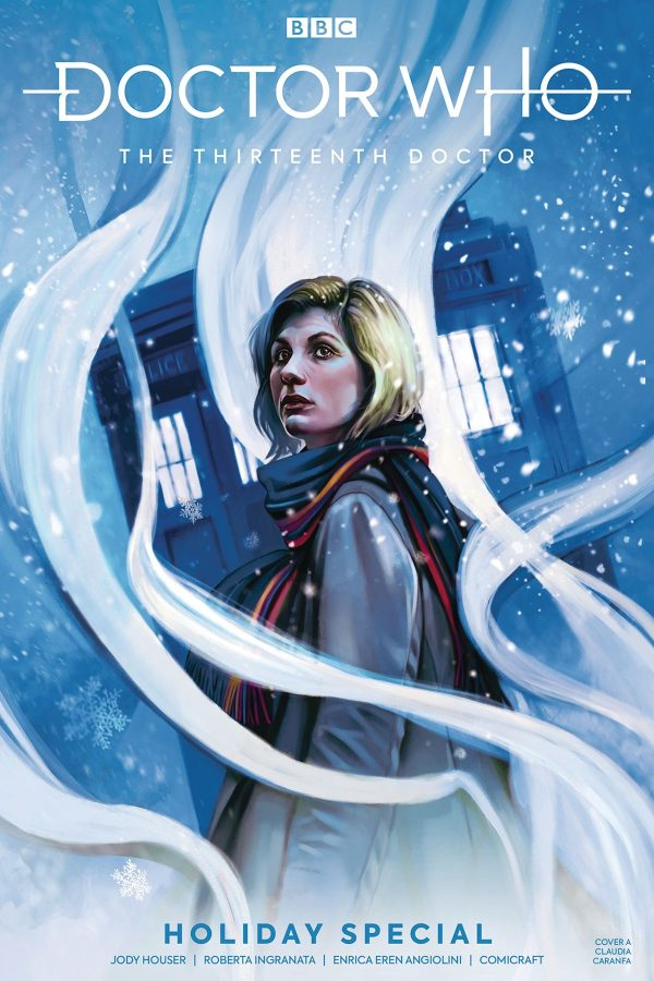 Doctor Who The Thirteenth Doctor Holiday Special