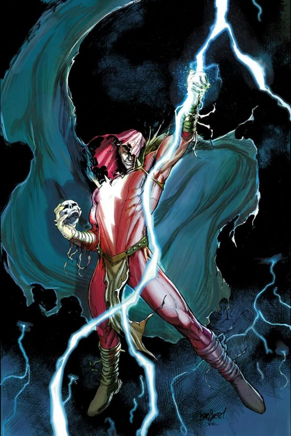 Infected King Shazam