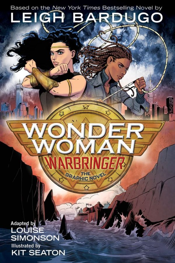 Wonder Woman Warbringer (Graphic Novel)