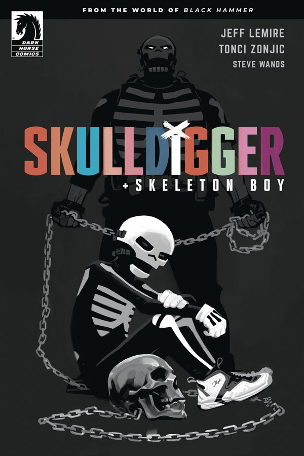 Skulldigger and Skeleton Boy
