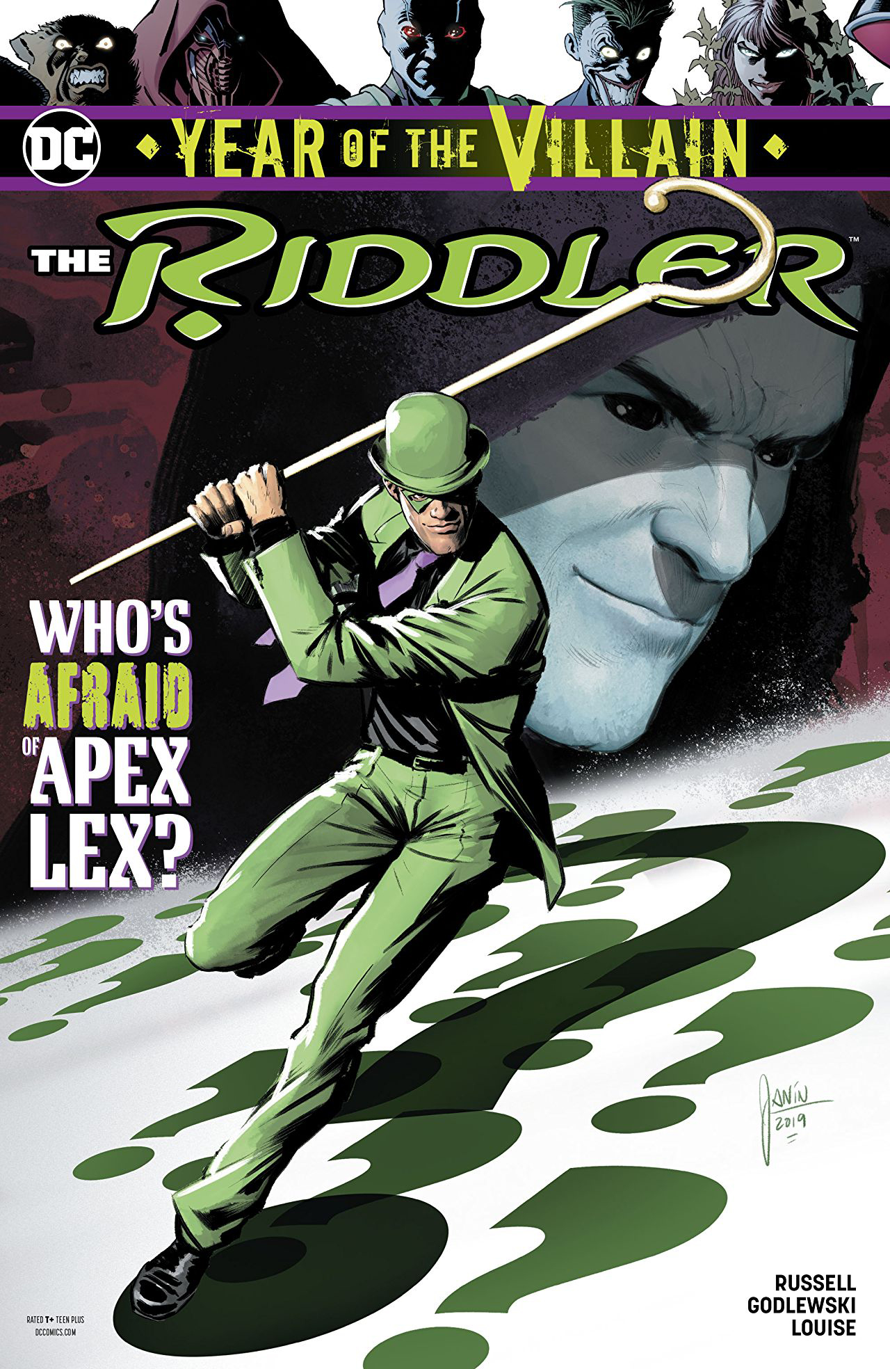 Riddler: Year of the Villain