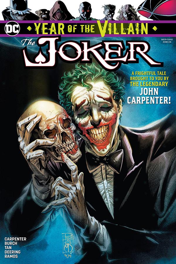 Joker: Year of the Villain