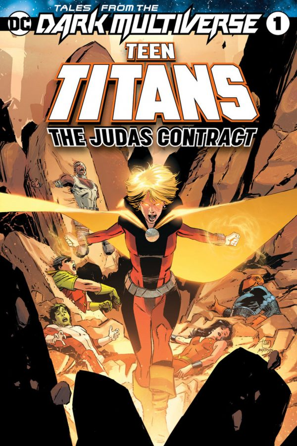 Tales From The Dark Multiverse The Judas Contract