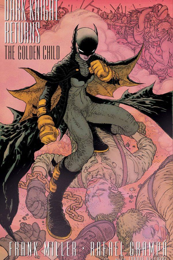 Dark Knight Returns Golden Child