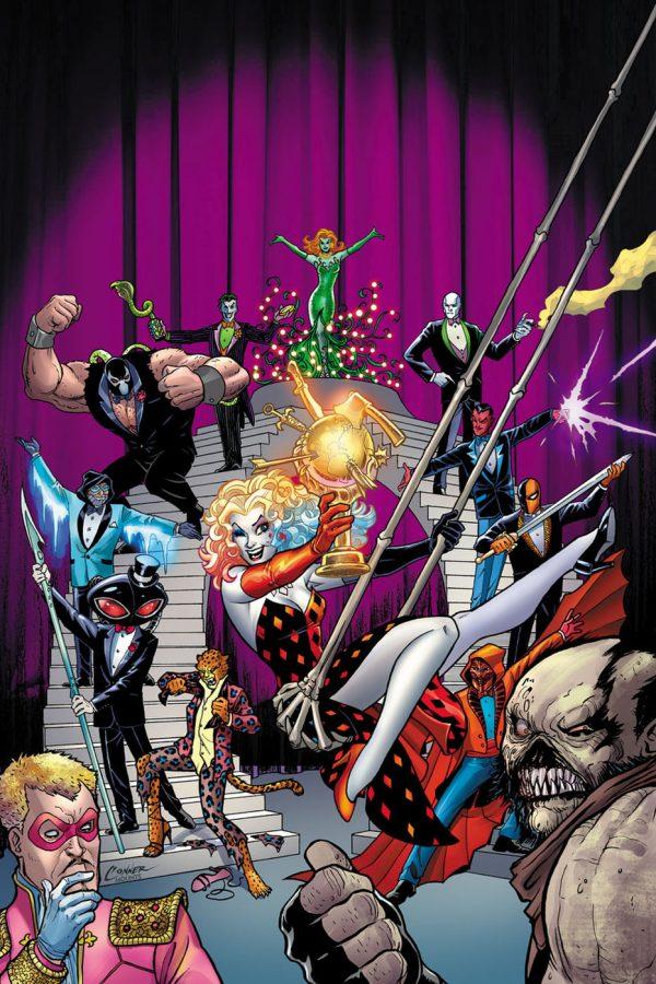 Harley Quinn Villain of the Year