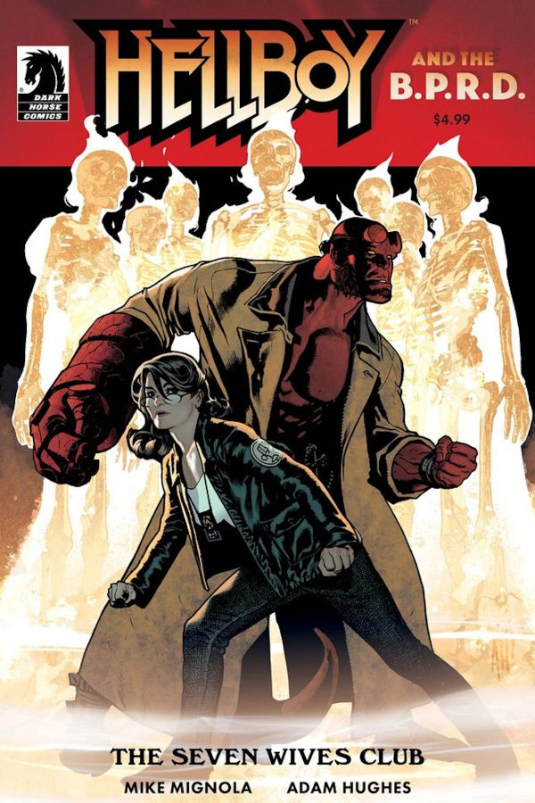 Hellboy and the BPRD Seven Wives Club