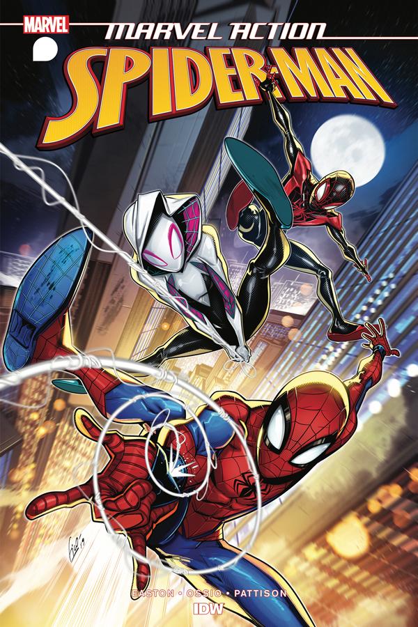 Marvel Action: Spider-Man