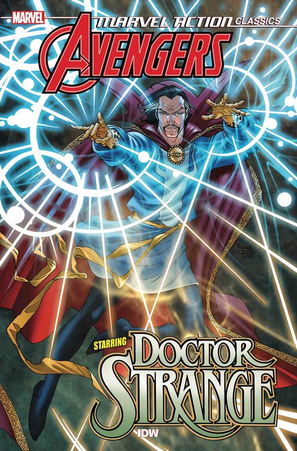 Marvel Action Classics: Avengers / Dr Strange