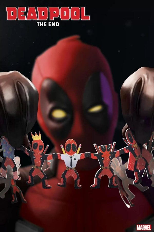 Deadpool The End