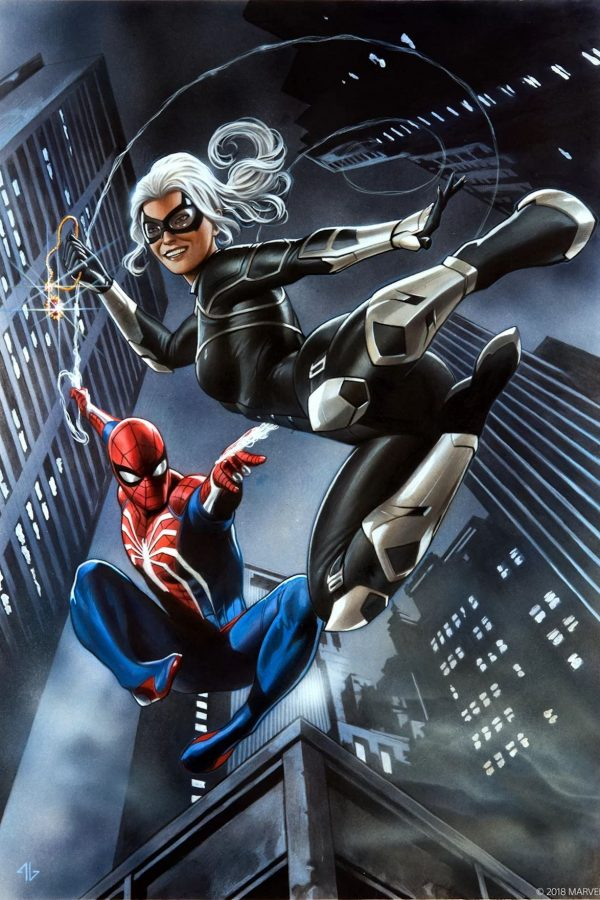 Marvel's Spider-Man The Black Cat Strikes