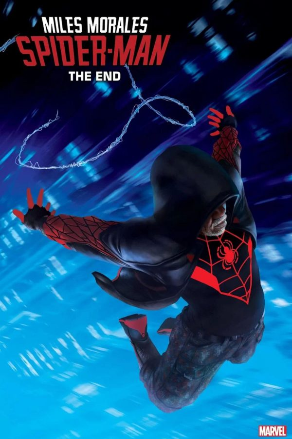 Miles Morales Spider-Man The End