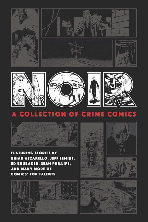 Noir A Collection of Crime Comics (Hardcover)