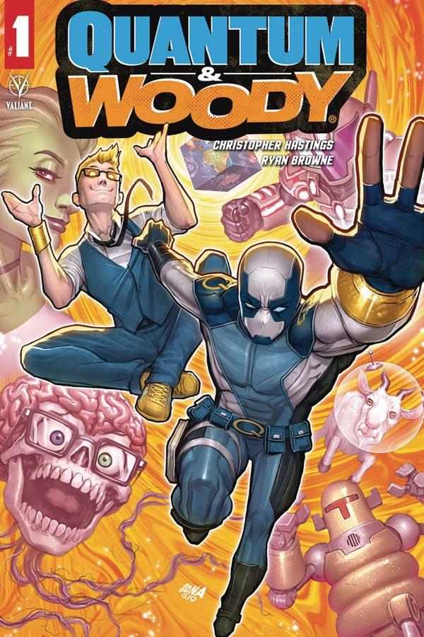 Quantum & Woody (2020)